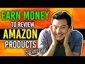 Earn Money To Review Amazon Products 2019 (New!)