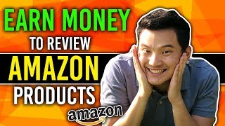 Make money by review amazon products? yes !! i'm going over with you how can earn to products. ★★💎my #1 recommendation a full...