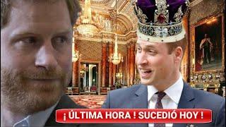 🔴ÚLTIMA HORA! SUCEDIÓ HOY👉REVELAN TERR!BLE NOTICIA DE LOS PRÍNCIPES WILLIAM Y HARRY REALEZA. 2021