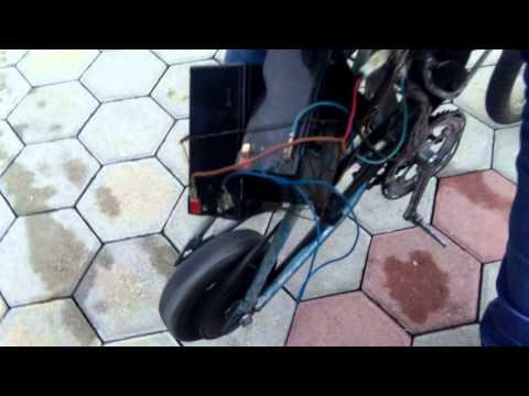 Electric Bike - Made by Mondi & Andi