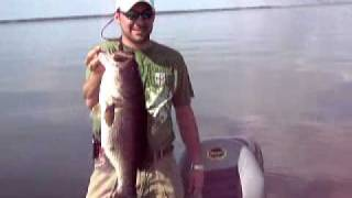 Art of Fishing Guide Service: Big Bass caught near Orlando Florida