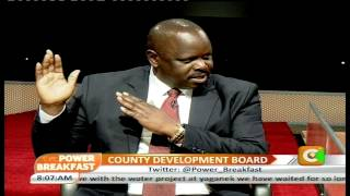 Power Breakfast Interview: County Development Board