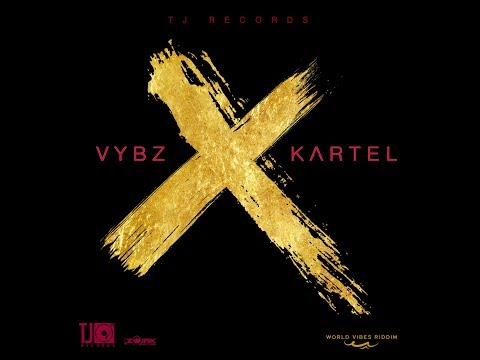 VYBZ KARTEL - X (ALL YOUR EXES) [OFFICIAL AUDIO]