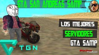 Top 5 De Los Mejores Servidores En Español De Gta San Andreas Multiplayer [SAMP 0.3.7][ 2016] 