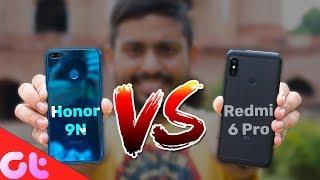 Xiaomi Redmi 6 Pro vs Honor 9N: Camera comparison | Shocking Results!