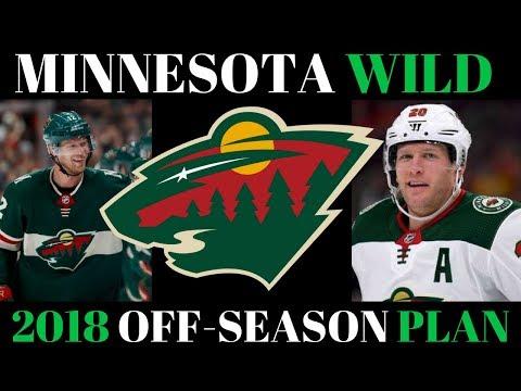 What's Next for the Minnesota Wild? 2018 Off Season Plan