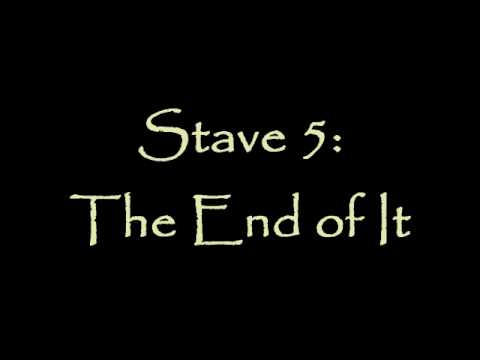 Let's Read A Christmas Carol: Stave 5 - The End of It - YouTube