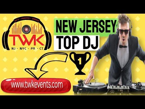 🤩 DJ In Burlington NJ   TWK Events ~ Burlington DJs   Wedding DJ In New Hope   Latin DJ Burlington