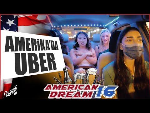Hello Einstein | Amerika'da Uber | American Dream 16