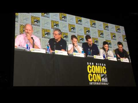 Thumbnail: Family Guy table reading at Comic-Con 2015