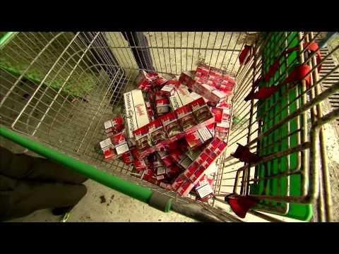BBC Cigarette Smuggling Gibraltar
