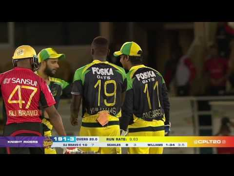 CPL 2016 Highlights - Trinbago Knight Riders v Jamaica Tallawahs