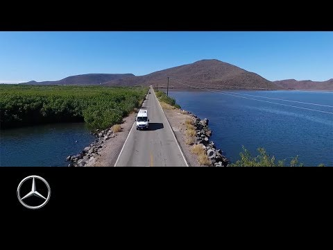 Magical trips with Mercedes-Benz and El Colorado Tours