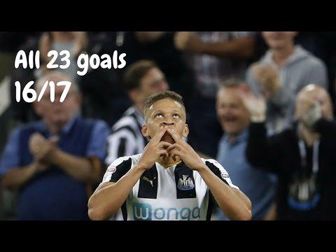 Dwight Gayle | All 23 Goals 16/17