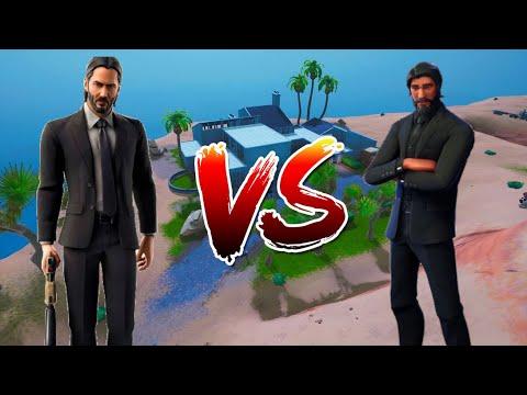 REAPER VS JOHN WICK! - Which Skin Is Better? - Fortnite Battle Royale