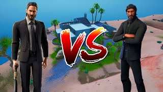 REAPER VS JOHN WICK! - Which Skin Is Better? - Fortnite Battle Royale