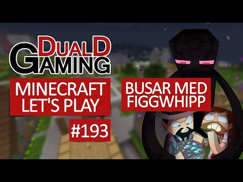 Minecraft Let's Play - Episode #193 - Busar med FiggWhipp