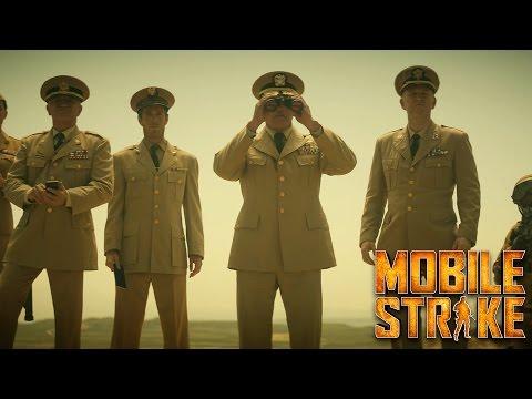 Mobile Strike: Arnold Schwarzenegger in