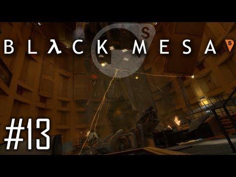 Black Mesa Walkthrough - Ben Bi' Şey Yapmadım!!1 - Bölüm 13