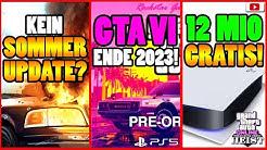 🙌Alle Neuen Inhalte!🙌 KEIN SOMMER UPDATE? GTA 6 ENDE 2023! + Mehr! [GTA 5 Online Casino Heist DLC]
