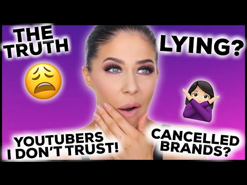 THE TRUTHFUL YOUTUBER TAG! | FAKE INFLUENCERS, SPONSORSHIPS & LYING??