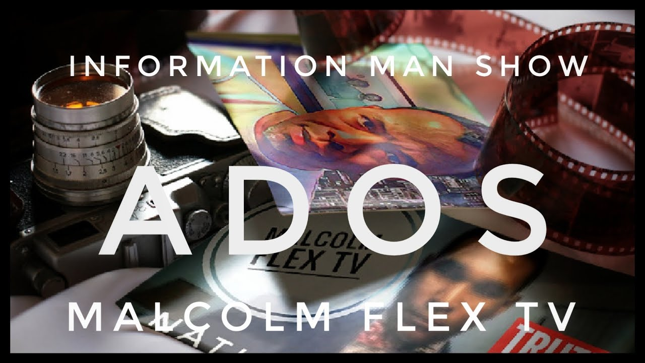 Malcolm Flex TV Information Man Show (ADOS) Reparations Do For Self
