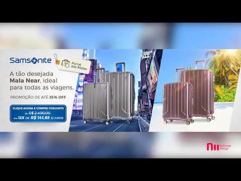 Banner Portal Das Malas - Nobreak Design - Design Gráfico Ilimitado