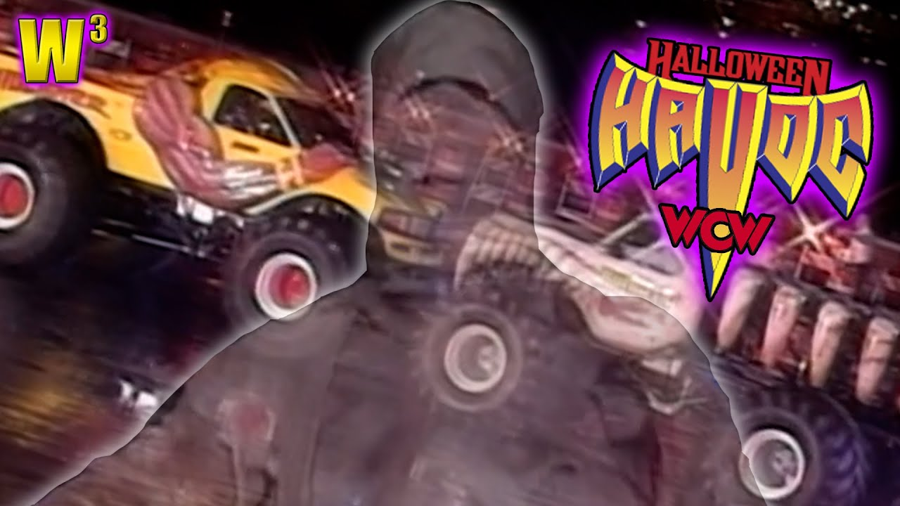 Download WCW Halloween Havoc 1995 Review   Wrestling With Wregret