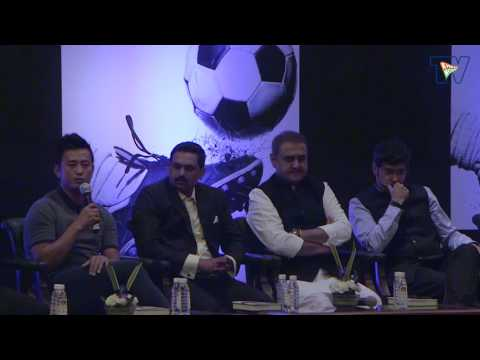 Panel Discussion and Q&A session on Indian Football & Grassroot Development (Part 2)