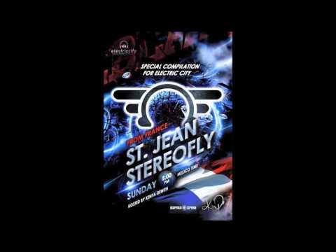 St. Jean (Stereofly Recs) En Electric City de BPM Radio host Kenya Dewith