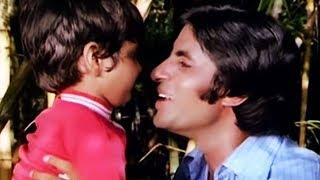 Amitabh Bachchan's love for children | Do Anjaane | Bollywood Scene 11/31