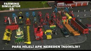 Farming Simulator 16 | Para Hilesi