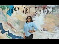 Exploring Lodhi Art District | Best place for photoshoot in Delhi