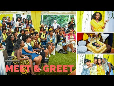 MY MEET & GREET VLOGS & PHOTO ALBUM!! (Nairobi Natural Hair Community - Part 1)