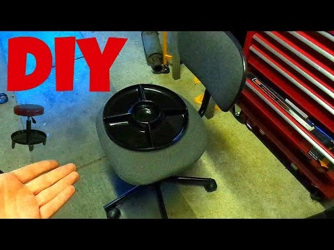 DIY MECHANICS CHAIR