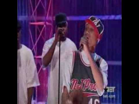 Ginuwine - In those Jeans Remix (Live)
