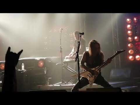 Children of Bodom - Bodom after midnight (live in Seinäjoki 2018)