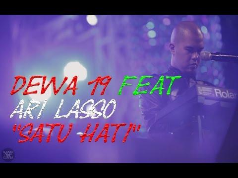 [Reunion] Dewa 19 - Satu Hati Live at GWK #Soundrenaline 2015