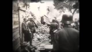 Великая Отечественная война   Начало уникальные видео кадры