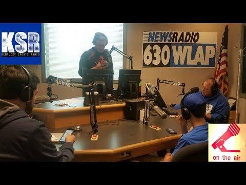 LiL P TV on Kentucky Sports Radio!
