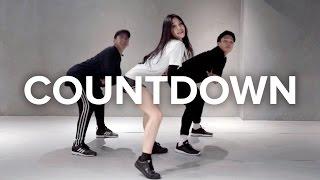 countdown beyonce kris choreography