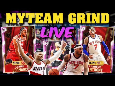ASSEMBLING A NEW GOATSQUAD UNTIL WE GET IT RIGHT! NBA 2K20 MYTEAM GRIND TO 24,000 SUBSCRIBERS