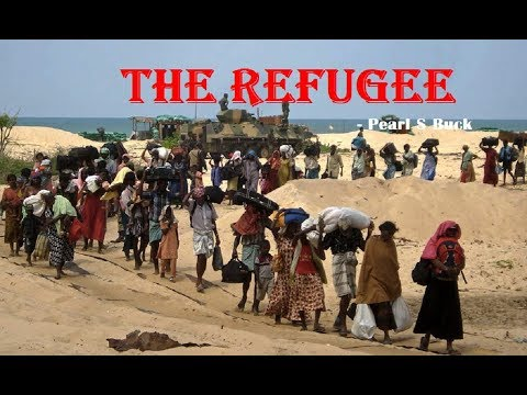 THE REFUGEE(Tamil) - Pearl S Buck