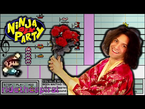 NSP: Why I Cry - Mario Paint Composer