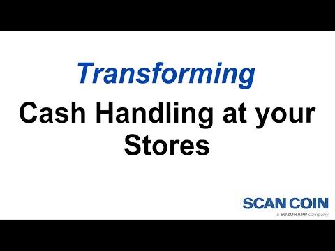 Cash Handling - Retail