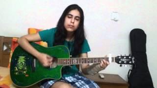 Isq Risk - Guitar Cover & Vocals by RISHTI
