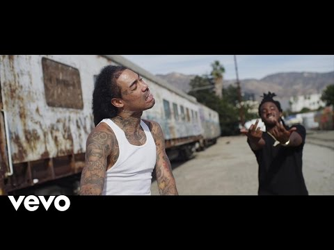 Mozzy, Gunplay - Out Here Really