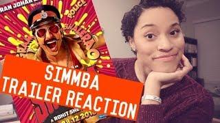 Simmba Trailer Reaction | Ranveer Singh, Sara Ali Khan |