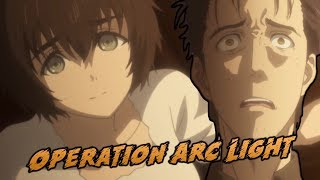 Operation Revive Hououin Kyouma | Steins Gate 0 Episode 18