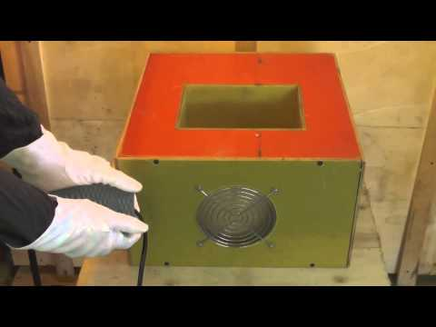Magnetizing Magnets With An Industrial Magnetizer #1